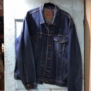 Levi's jean jacket, excellent condition